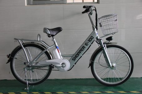 Powabyke Shopper E100 Electric Bike