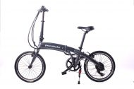 f100-folding-electric-bike-lh-side