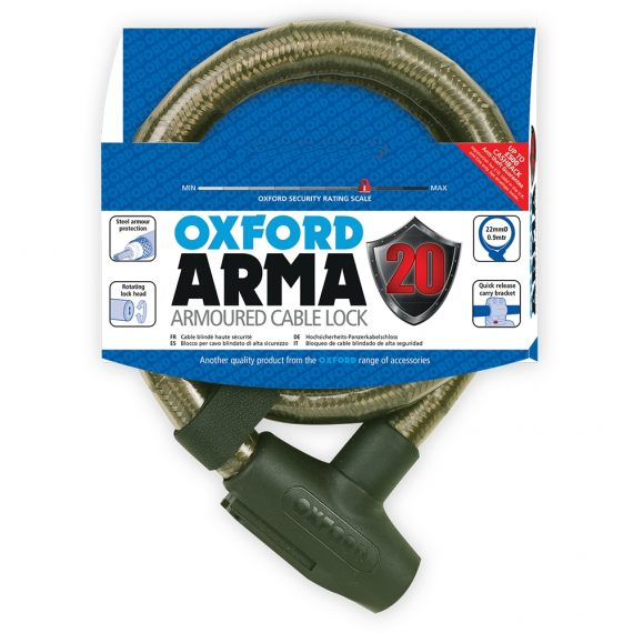Oxford Arma20 Bike Lock cycle lock