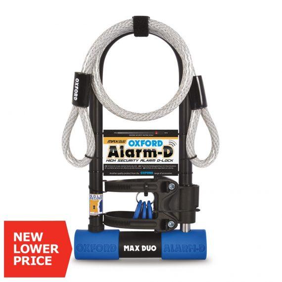Oxford Alarm D Cycle Lock