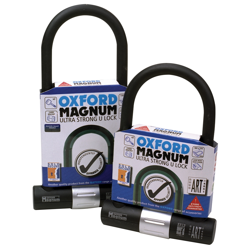 Oxford Cycle Lock OF173 Bike D Lock