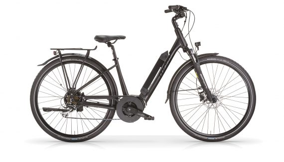 Titania Ladies Hybrid Electric Bike by Powabyke