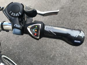Tricycle Twist Grip Throttle