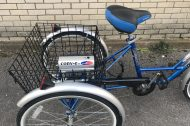 Mission Trilogy conv-e in Rear Basket
