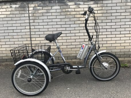 Space Genie Tricycle Conv-e Conversion Side