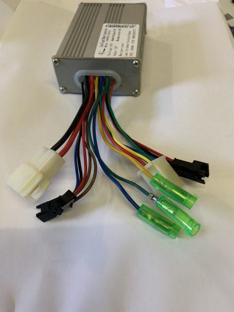 MK2 XByke Powabyke Circuit Board PCB