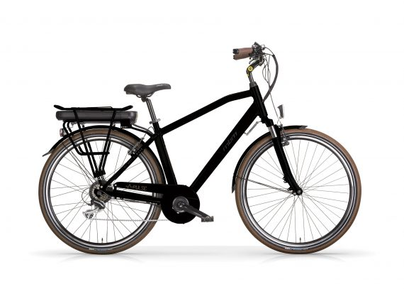 Pulse electric bike with bafang rear hub motor