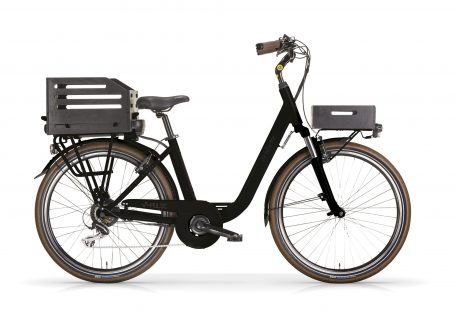 Pulse electric bike with bafang hub motor