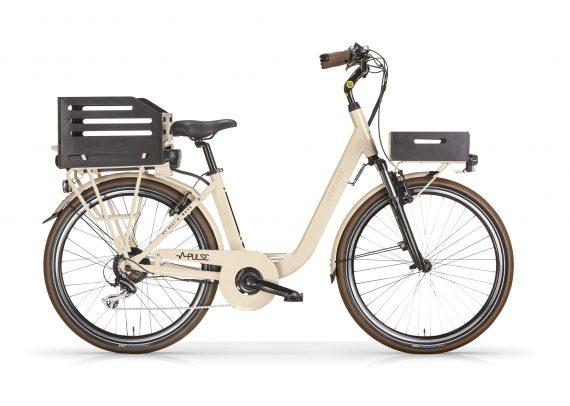 Pulse electric bike with bafang hub motor