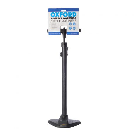 Oxford pu851 airtrack workshop steel floor pump