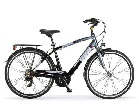 MBM people gents 7 speed hybrid bicycle