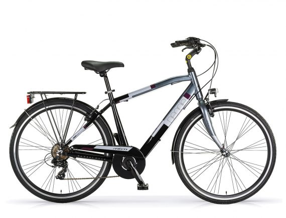 MBM people gents 7 speed hybrid bicycle