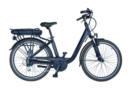 Pulse Ladies Electric Bike Low Step Frame