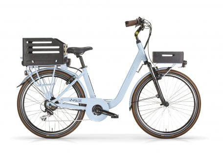 "Pulse Ladies Electric Bike 26"" Bafang Motor"