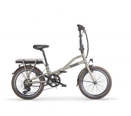 EMetro Folding Bike Military Green