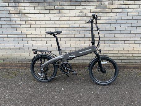 F200 Folding Electric Bike Powabyke