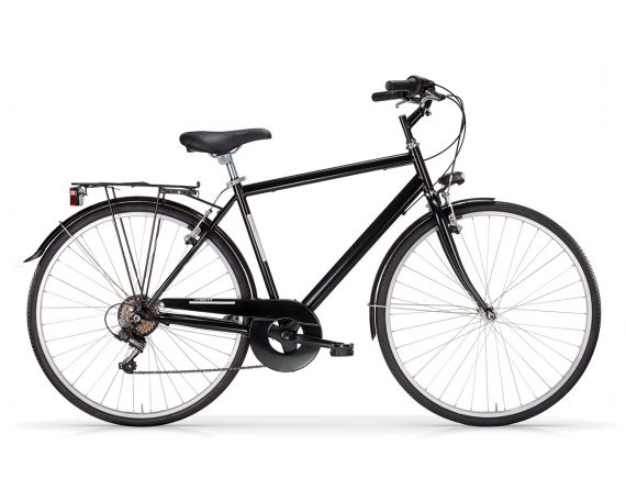 Touring Gents City Hybrid Bike