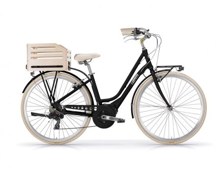Apostrophe ladies electric bike black