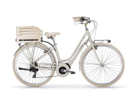 Apostrophe ladies electric bike sand