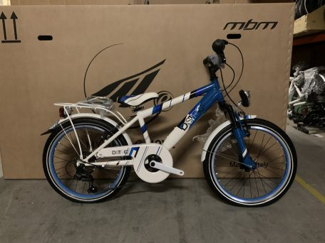 "MBM district boys 20"" wheel 6 speed MTB mountain bike"