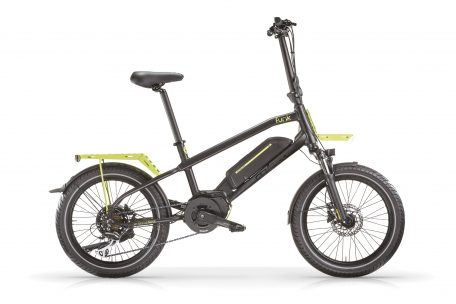 "e-funk 20"" Wheel folding electric bike 50nm 11.6amp battery"