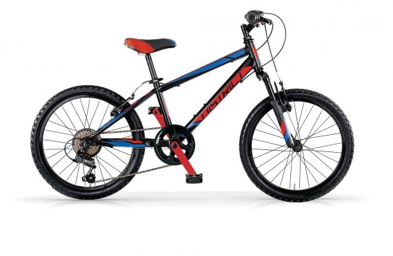 District 24 MTB Blue and Red