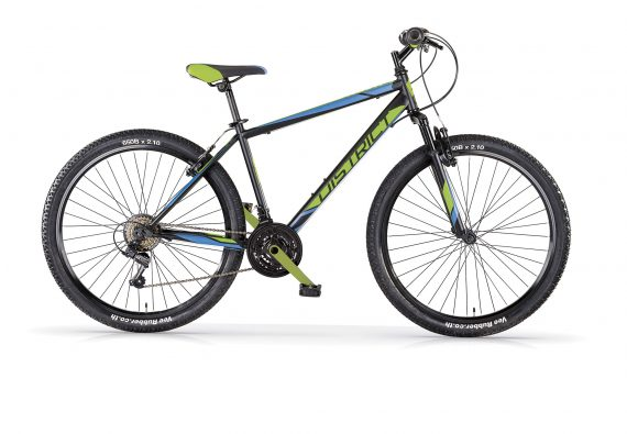 District 24 MTB Blue and Green