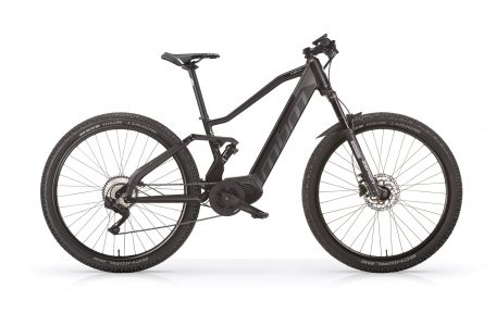 Hyperion Full Suspension eMTB Electric Mountain Bike