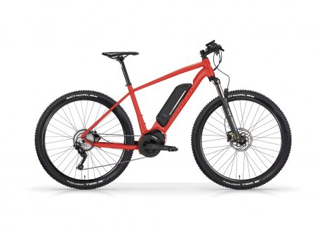 Metis eMTB 29er electric bike red
