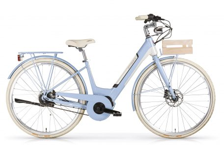 e-Primavera step through hybrid electric bike