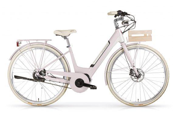 e-Primavera step through hybrid electric bike