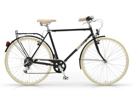 MBM Elite Gents Retro Hybrid Bicycle