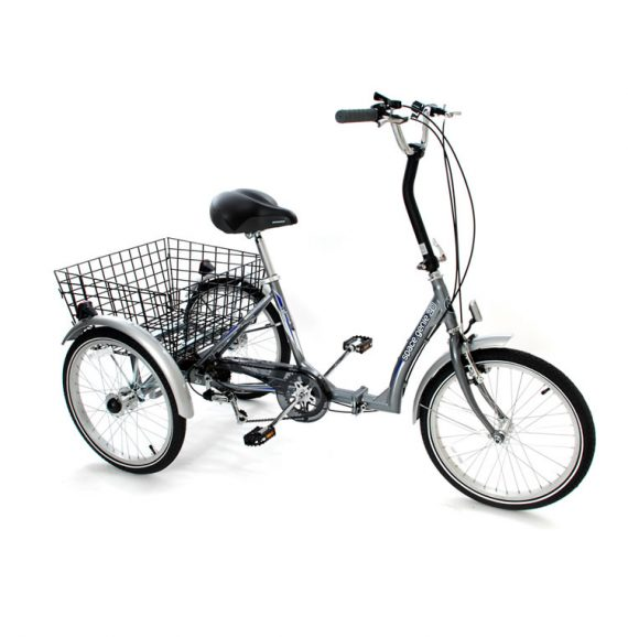 "Space Genie folding tricycle 20"" Wheel"