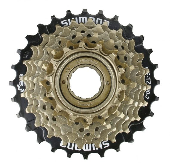 Shimano MF TZ500 7 speed Freewheel 14-28T